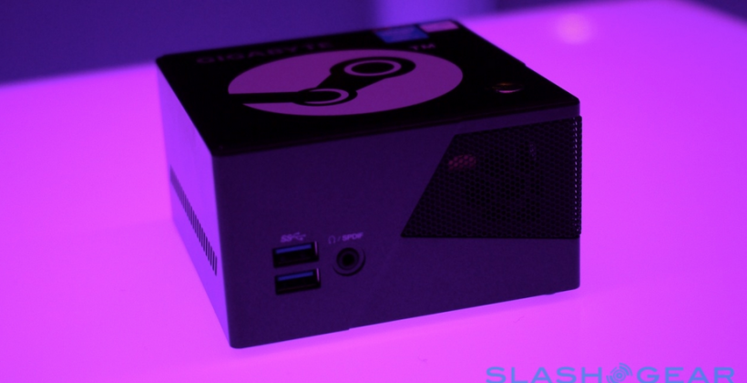 Steam Machine gift to DevDays attendees: Valve means business