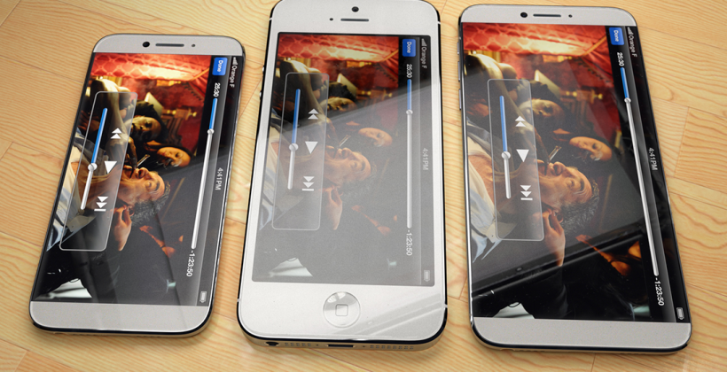 iPhone 6 specifications may include buttonless facade
