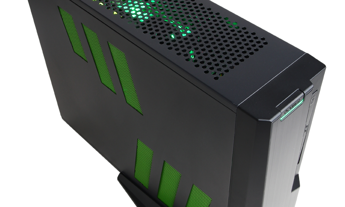 CyberPowerPC Zeus Mini keeps tiny gaming alive