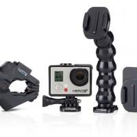 GoPro HERO3+ Black/Music camera debuts with mounts for musicians