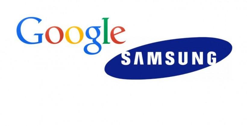 Google and Samsung reach a patent license accord