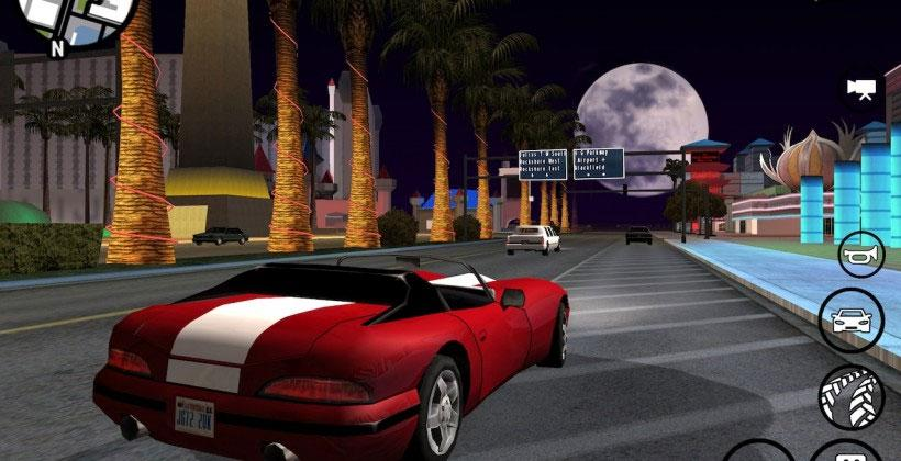 Grand Theft Auto: San Andreas hits Android and Amazon Kindle devices