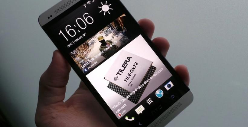 HTC One KitKat update late: coming clean on 2-weeks