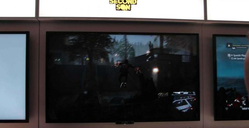 Infamous: Second Son gameplay hands-on: offscreen at CES 2014