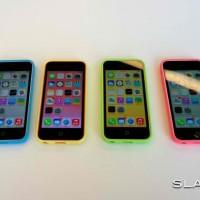 iPhone 5C demand lower than expected, says Tim Cook
