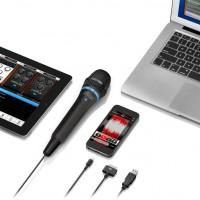 iRig Mic HD digital handheld microphone debuts for iPhone, iPad, and Mac