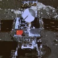 Chinese Jade Rabbit lunar rover suffers control abnormality