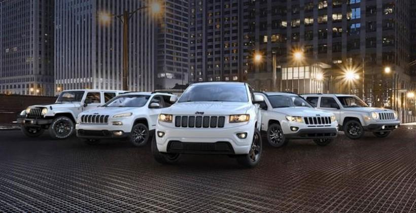 Jeep Altitude Cherokee, Grand Cherokee, and Wrangler editions debut for 2014