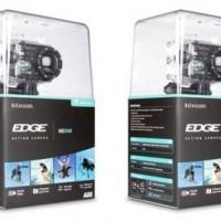 KitVision Edge HD30W Action Camera has 175-degree wide-angle lens and WiFi