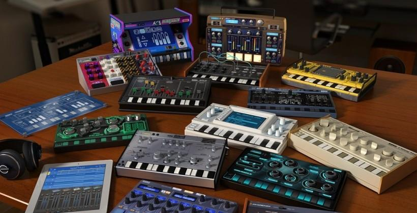 Korg resurrects keytar and turns iPad into 15 synth studio