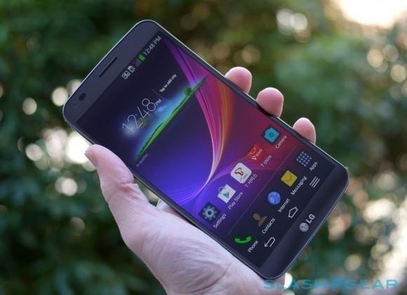 T-Mobile LG G Flex release hits alongside blue-keyed QWERTY