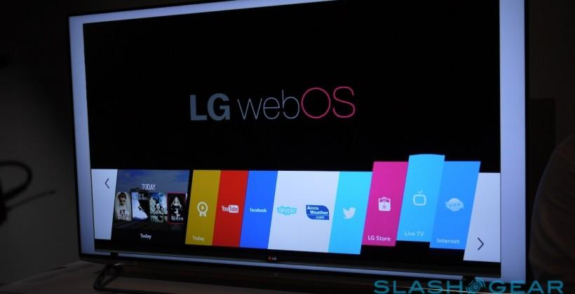 LG webOS TV hands-on