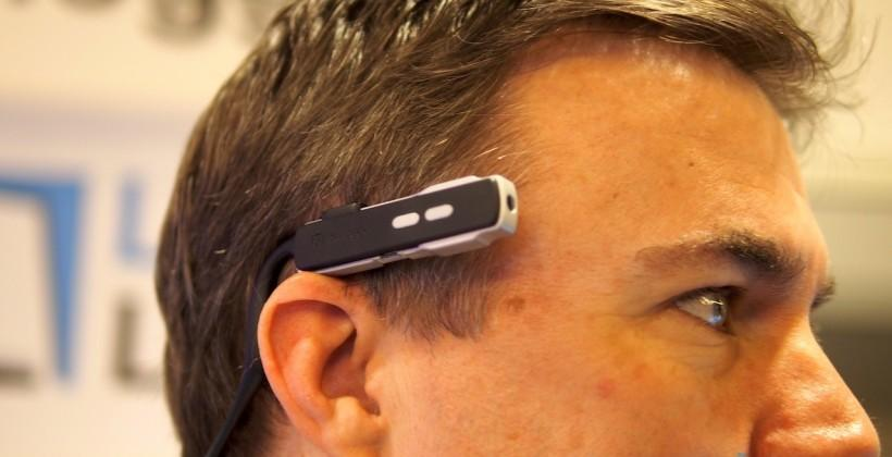 LifeLogger wearable camera spots faces, speech & text: Hands-on