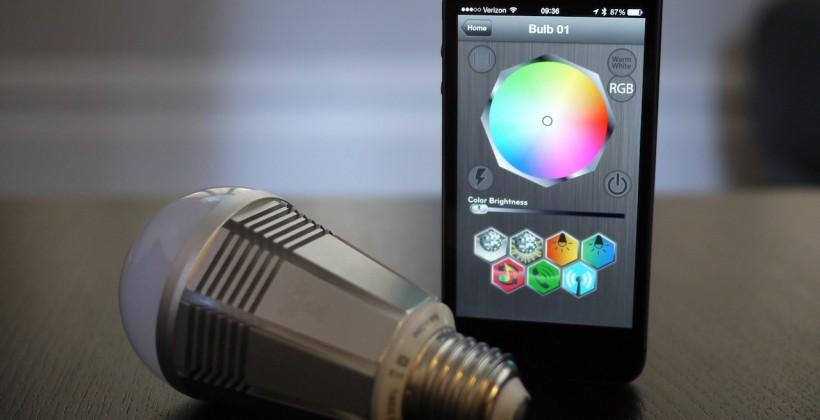 Lumen TL800 Bluetooth Bulb Review