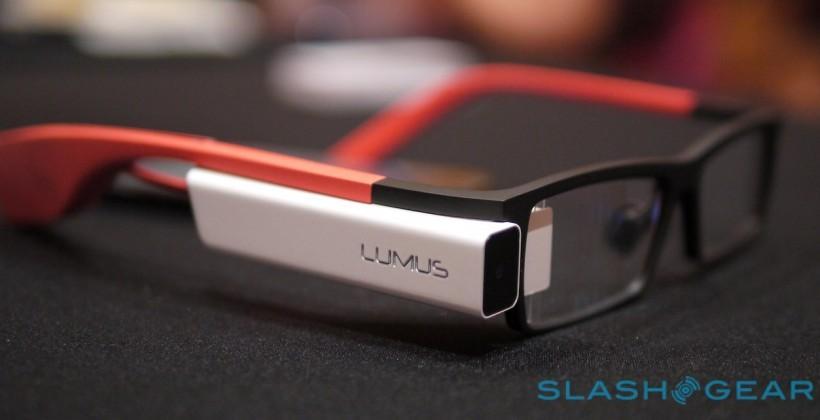 Lumus DK-40 hands-on: Glass put on notice