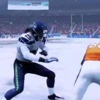 Madden NLF 25 Super Bowl XLVIII prediction picks Broncos as winner