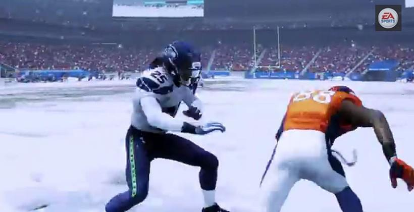 Madden NLF 25 Super Bowl XLVIII prediction picks Broncos as winner
