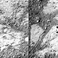 Mars mystery rock analysis shows unusual composition following sudden appearance