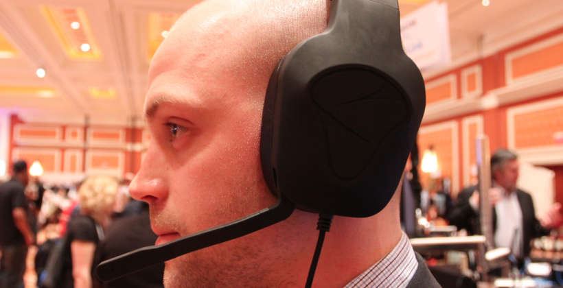 Mionix NASH 20 hands-on: premium gaming headset in all black