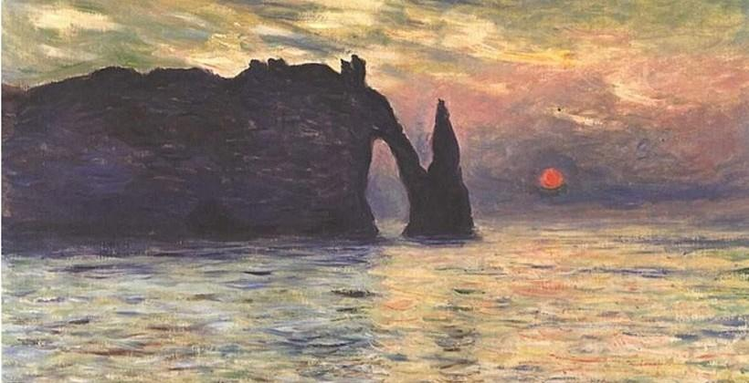"Forensic Astronomy determines exact date and time Monet painted ""Sunset"" masterpiece"