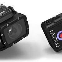 Veho Muvi K-series action cameras arrive in February with 1080p and waterproof case