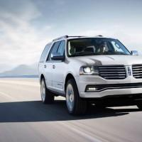 2015 Lincoln Navigator gets 3.5L twin-turbo EcoBoost power