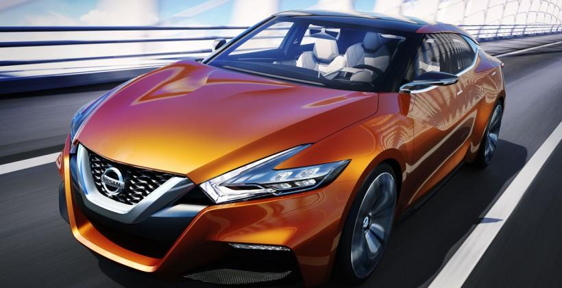 Nissan Sport Sedan concept rolls into Detroit International Auto Show