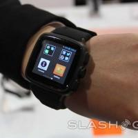 Omate TrueSmart smartwatch hands-on: SIM-toting shooter in the wild