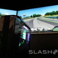 Project CARS gameplay hands-on: 4K surround with Origin and GTX Titan
