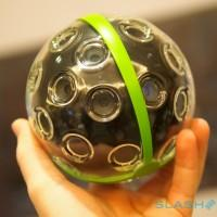 Panono 360-degree 108MP throwable ball camera hands-on