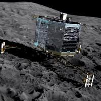 Rosetta spacecraft confirms awakening ahead of comet-landing mission