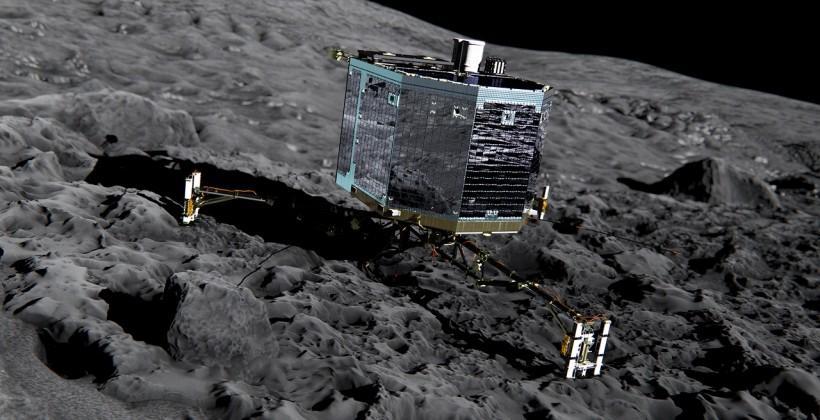 Rosetta spacecraft confirms awakening ahead of comet-landing mission