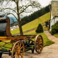 First Porsche built in 1898 found in a barn, and it's an EV