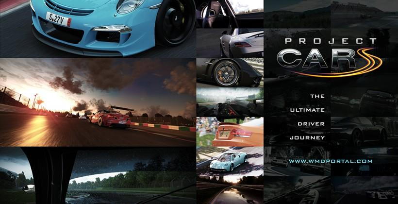 Project CARS ready for Steam OS, headliner for cross-platform 4K performance