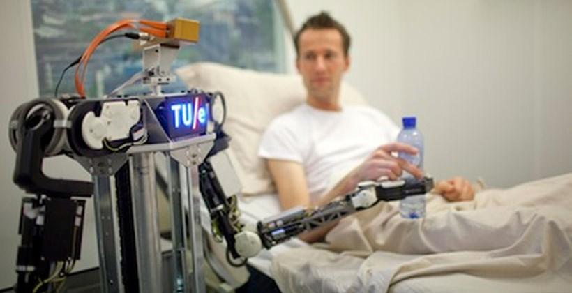 RoboEarth is the web for robots, testing underway