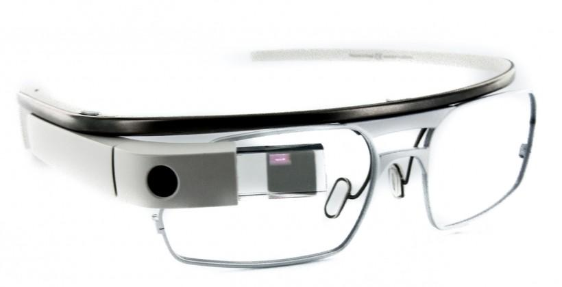 Google Glass prescription frames revealed by Rochester Optical