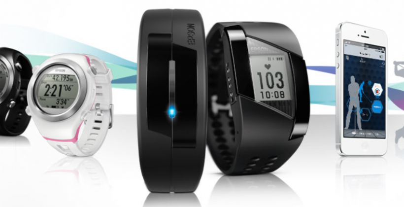 Epson Pulsense wrist wearables lineup unveiled for the fitness-centric