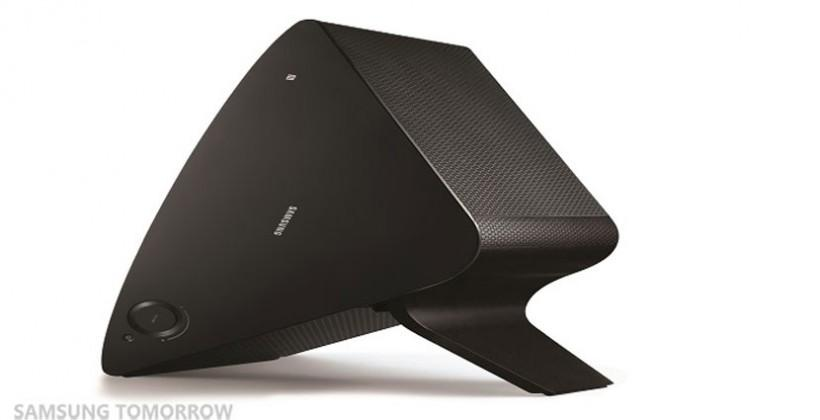 Samsung home theater gear to debut at CES 2014