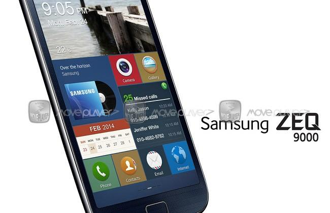 Samsung ZEQ Tizen smartphone readied for MWC 2014