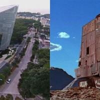George Lucas officially opens Sandcrawler building in Singapore