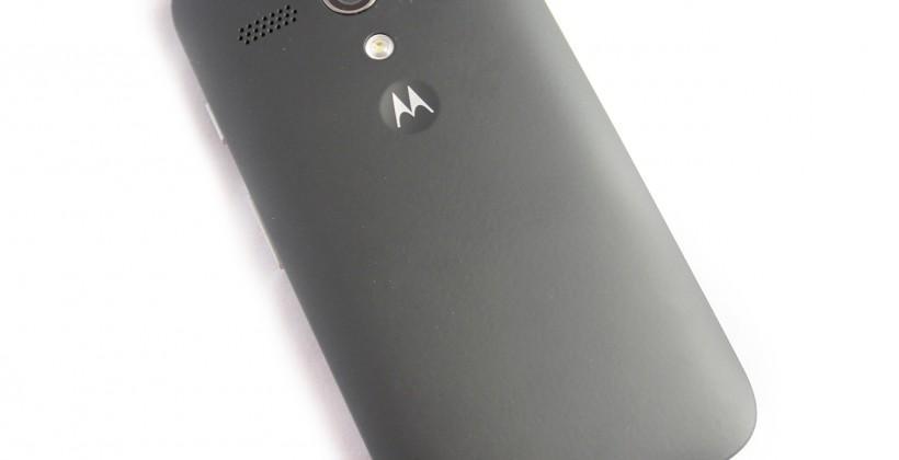 Motorola 2014 timeline secure: Lenovo won't interfere (yet)