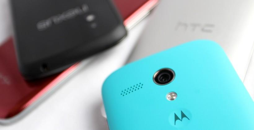 Google explains Motorola sale: we're not leaving hardware