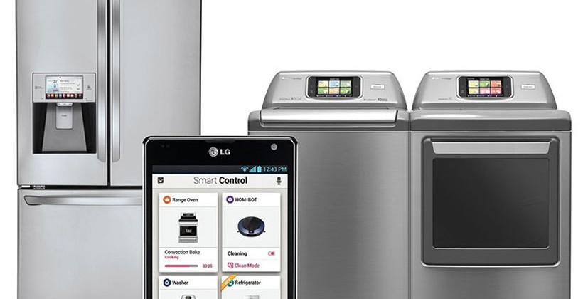 Smart appliances hacked to send out over 750k malicious emails