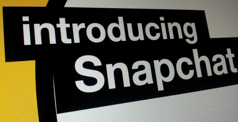 Snapchat spam glut is being worked on, promises company