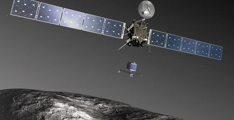 Rosetta spacecraft roused from 957-day sleep for comet study