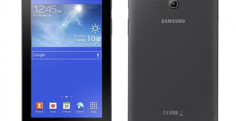 Samsung Galaxy Tab 3 Lite gets official with 7-inch screen and dual-core processor