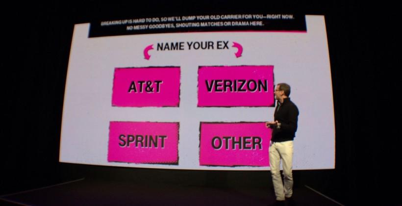 T-Mobile Un-Carrier 4.0 expands to U.S. Cellular, 12 other regional carriers