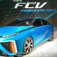 Toyota accuses Tesla's Musk of fuel-cell myopia
