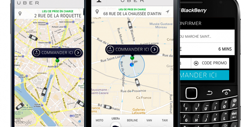 """Uber's """"aggressive sales tactic"""" leads competitor to claim DDoS-like attack"""