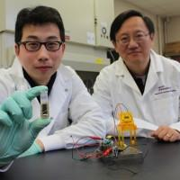 Researchers make high energy density battery that runs on sugar